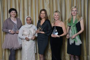 Businesswoman Association - Cape regional winners