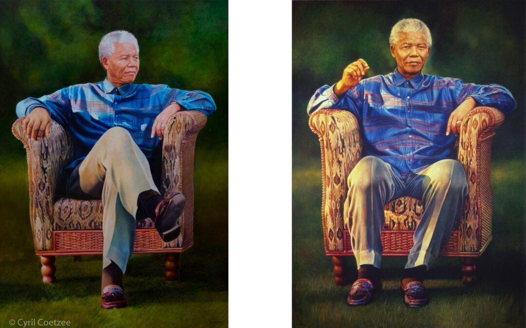 Portrait of an artist: Scout profiles preeminent portraitist Cyril Coetzee