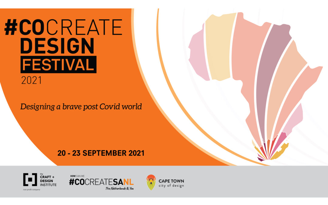 Scout to promote this year's #cocreateDESIGN FESTIVAL 2021